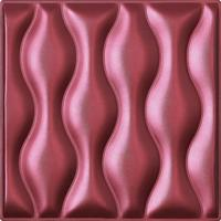 Leather 3D Glue-On Wall Panel/Ceiling/Wainscoting Panels, D-002 Manufactures