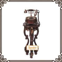 China wholesale Old Style resin Landline Antique Corded Telephone TL0211-1S+8821Q on sale