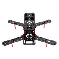 Portable Carbon Glass 4 Axis 25 Mini H Quad Frame F5 3mm Thickness 174 G
