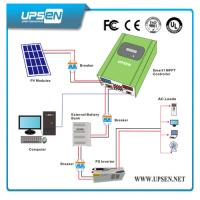 MPPT Solar Charger 40A 50A 60A Solar Controller Power Regulator for Easy Control Manufactures
