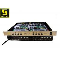 China Lightweight Pro 8 Channel Digital Power Amplifier for Home Cinema Home Theatre System on sale