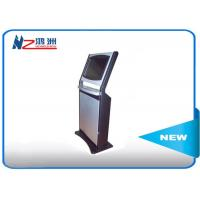 China Camera Ticket Vending Self Service Terminal With Windows System / Led Screen wholesale