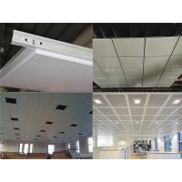 Decorative Suspended Ceiling Tiles With Aluminum Alloy Manufactures