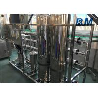 Reverse Osmosis Water Purification Systems For Beverage Processing Industry Manufactures