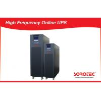 10-30kva High Frequency UPS , 3 Phase Uninterrupted Power Supply with 0.9 Output PF Manufactures