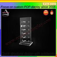 High Impact Clear Acrylic Eye Wear Display Stand Reading Glasses Display Holder Manufactures
