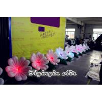 10m Led Inflatable Wedding Flower String with Blower for Happy Day Manufactures