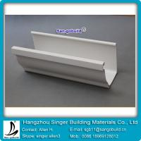 China 5.2 inch rain gutter on sale