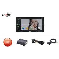JVC  Android 4.4 gps navigation box for car / bus / truck Support  Live navigation Manufactures