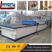 PVC decorative tv panels vacuum membrane press machine with CE Manufactures