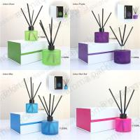 hot sale design reed diffuser bottle with lid and gift box for sale Manufactures