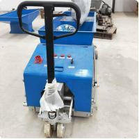 China new JQT series lightweight concrete wall board extruder panel making machine on sale