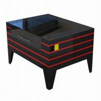 Non-metal Laser Engraving System for Garments, Leather, Cloth Toys, Model, Embroidery and Clipping Manufactures