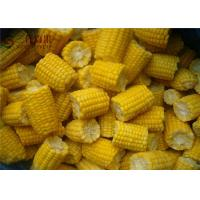 Natural Organic Frozen Vegetables Frozen Sweet Corn / Baby Corn Contains No Cholesterol Manufactures