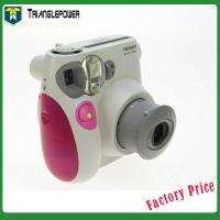 China Red Fujifilm Instax Mini7s Instant Film Camera , Polaroid Camera for Girls on sale