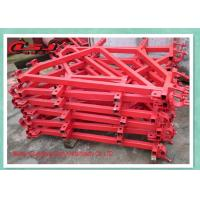 Standard Painted Tie In For SC200/200 650mm*650mm*1508mm Mast Construction Hoist Manufactures