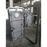 1000×500--1800×900mm Marine Weathertight Single - leaf Steel Doors