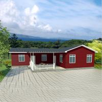 2 Bedroom Modular Homes for 50 years lifetime easy construction eco-friendly energy saving Manufactures