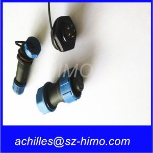 M13 M17 push pull self-locking waterproof connector IP68 lemo compatible K series 0k 1k 2k 3k Manufactures