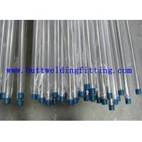 China ASTM A312 TP304 Stainless Steel Seamless Pipes For Fluid , Annealed And Pickled on sale