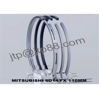 6D14 NEW 6D14T 6D14-3AT Engine Piston Rings For Auto Spare Parts Manufactures