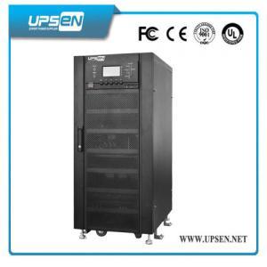 Buy cheap 3/3 Phase 220VAC Uninterrupted Power Supply Sai 40kVA Inbuilt 72PCS UPS Battery 12V 7.2ah from wholesalers