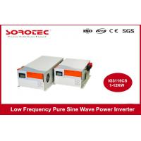 Transformer Type Micro Sine Wave Power Inverter With MPPT Solar Charge Controller Manufactures
