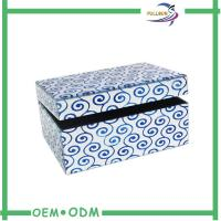 Custom Decorative Paper Gift Box Printing , Full Color Printing Gift Boxes Manufactures