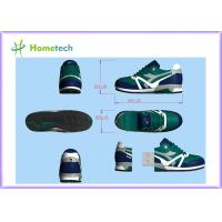 China Sneaker Customized USB Flash Drive FileTransfer , Personalized Flash Drives outdoor sport shoes wholesale