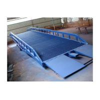 China 8 ton hydraulic movable loading forklift container ramp/ Hydraulic car ramps for sale/loading dock ramps on sale