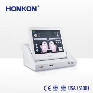 China Fast Treatment Speed Wrinkle Removal HIFU Machine with Switzerland Imported Motor wholesale