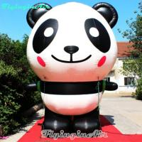 3m Height Inflatable Cute Panda for Zoo and Other Events Decoration Manufactures