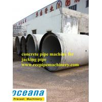 New Product: Concrete pipe machine of Vertical Vibration for the Jacking pipes Manufactures