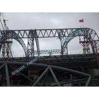 Customized Prefabricated Pipe Metal Truss Buildings Grandstands And Sports Stadiums Manufactures