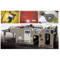 automatic tshirt screen printing machine linear touch high precision imported parts inverter control PLC Manufactures
