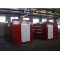 Panelized Flat Pack Prefab Steel Framed Houses for Shop Manufactures