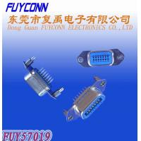 36 Pin Centronic DIP Type PCB Straight Female Connector Certified UL