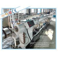 Plastic PPR Pipe Extruding Machine / Extrusion Line Made In China Manufactures