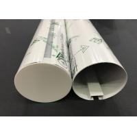 Aluminum Extrusion Suspend Parallel Metal Ceiling Tiles For Airport MRT Station Manufactures