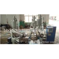 PP-R Cold Hot water supply plastic tube making machine Manufactures