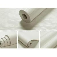 Non - Woven Living Room Self Adhesive Wallpaper / Prepasted Wall Covering Manufactures