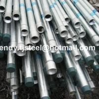 Building Materials Hot dip galvanized pipe/mild steel pipe in stock 8 inch Manufactures