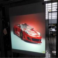 1.52 * 30M Natural Black 3D Holographic Display For Stage Holo Gram Sample Testing Manufactures
