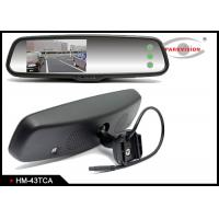 China Smart Standard Car Rear View Mirror Camera With Auto LCD Brightness Control on sale