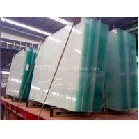 Large Tempered Tinted Tempered Glass Walls 6mm 8mm 10mm For  House Window Manufactures