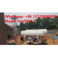 50m3 China cheapest price domestic lpg gas tank for sale, high quality 25tons above ground lpg gas storage tank for sale Manufactures