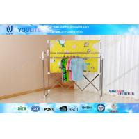 China Screen-type Foldable Portable Clothes Drying Rack Heavy Duty Sturdy on sale