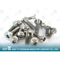China Excellent Corrosive Resistance Titanium Fastener (titanium bolts , washer , nuts) on sale