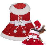 Christmas Dog Dress Manufactures