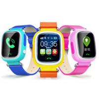 Child Smart Watch with 2G modem, Micro SIM card, 0.96 inch Screen, LBS location, Healthy pedometer, Voice Chat etc.